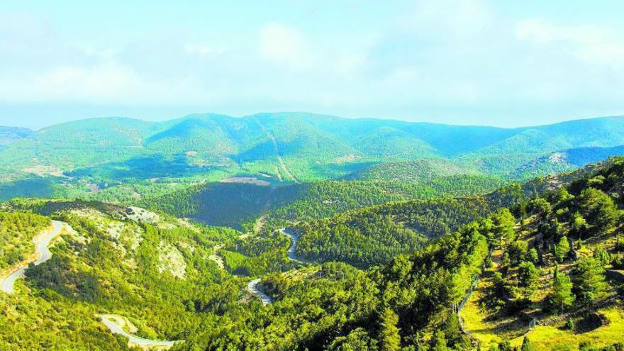 Vistabella del Maestrat, un  pueblo de altura