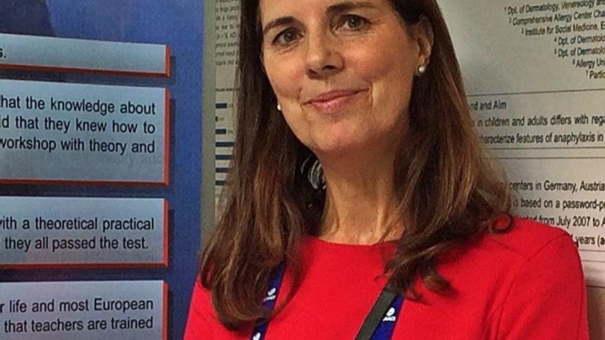 """Mercedes Escarrer (pediatra): """"Sin la variante delta podríamos relajarnos con la mascarilla, pero en la situación actual no"""""""