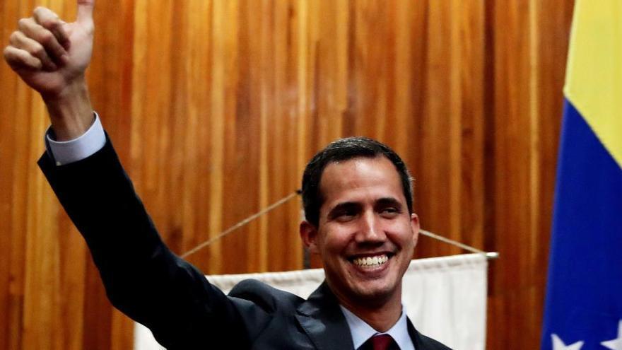 Anulado el fallo que otorgaba a Guaidó el control sobre el oro de Venezuela