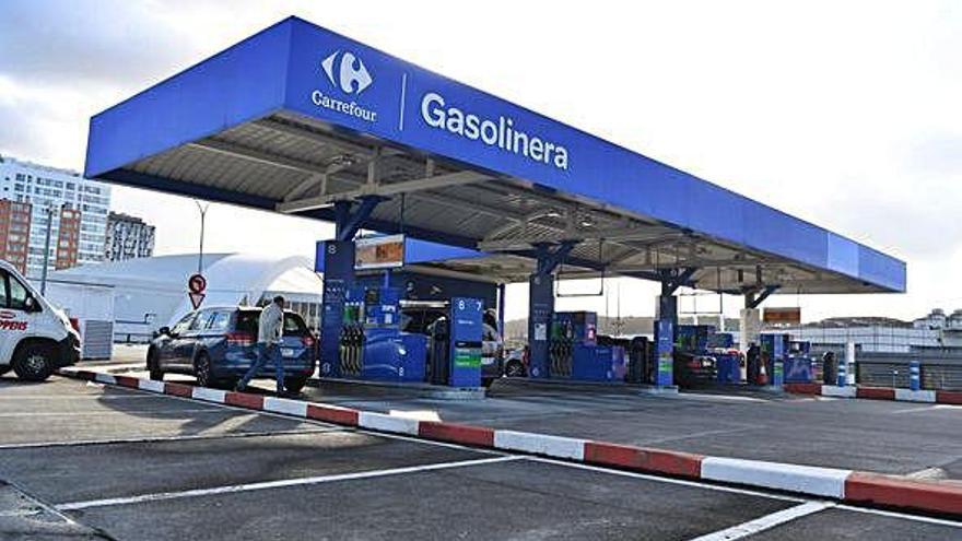 El Supremo ratifica que la licencia otorgada a la gasolinera de Carrefour en 2014 es ilegal