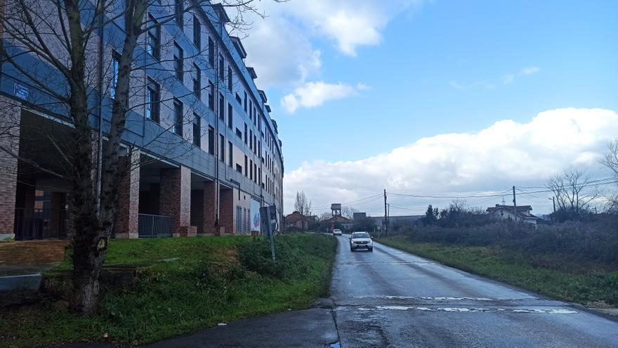 Siero prevé ingresar cerca de un millón de euros por las urbanizaciones de Lugones
