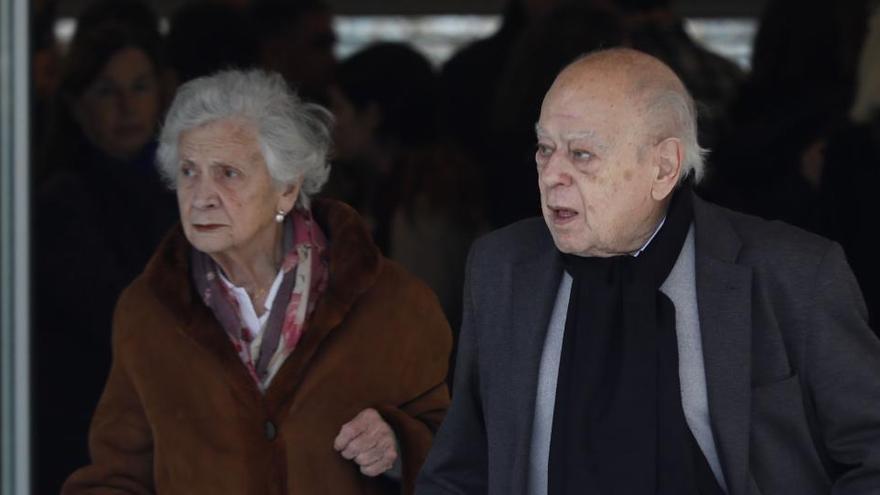 La Fiscalia demana 9 anys de presó per a Pujol i entre 8 i 29 per als seus fills i Mercè Gironès