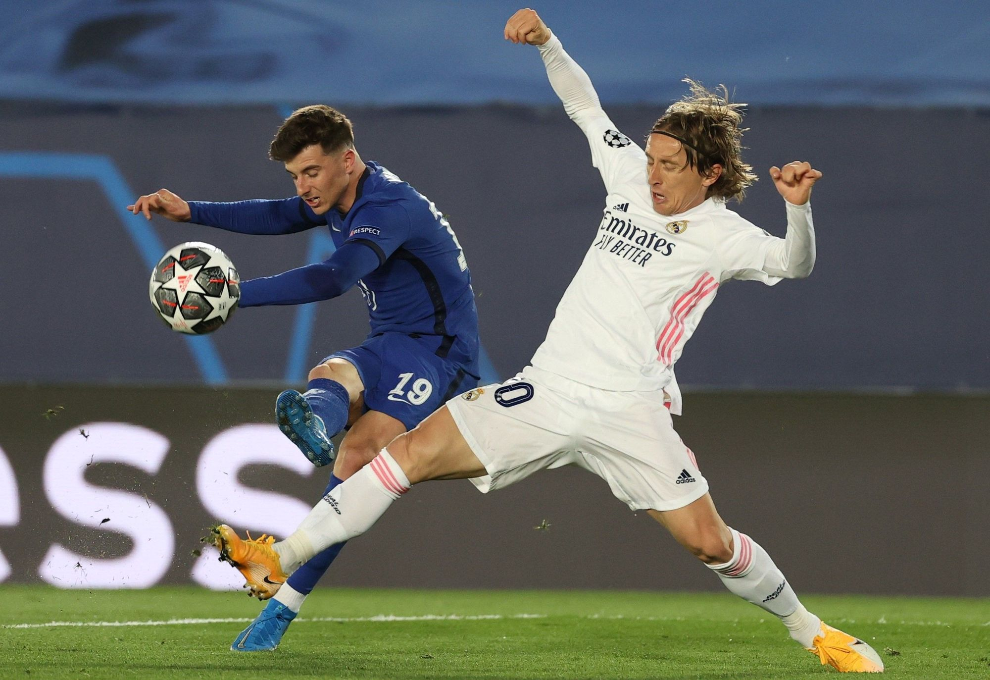 Champions League: Real Madrid - Chelsea