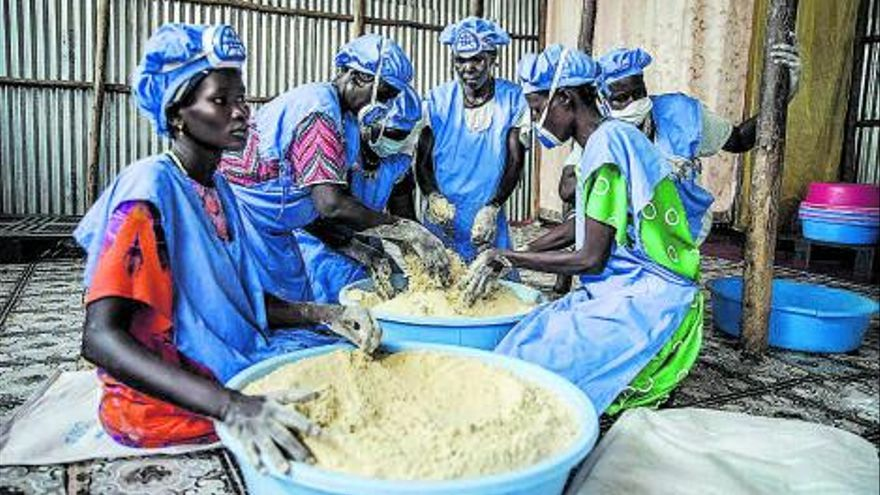 Cooperantescaixa, el programa de voluntariado internacional de fundación 'la caixa', se reinventa