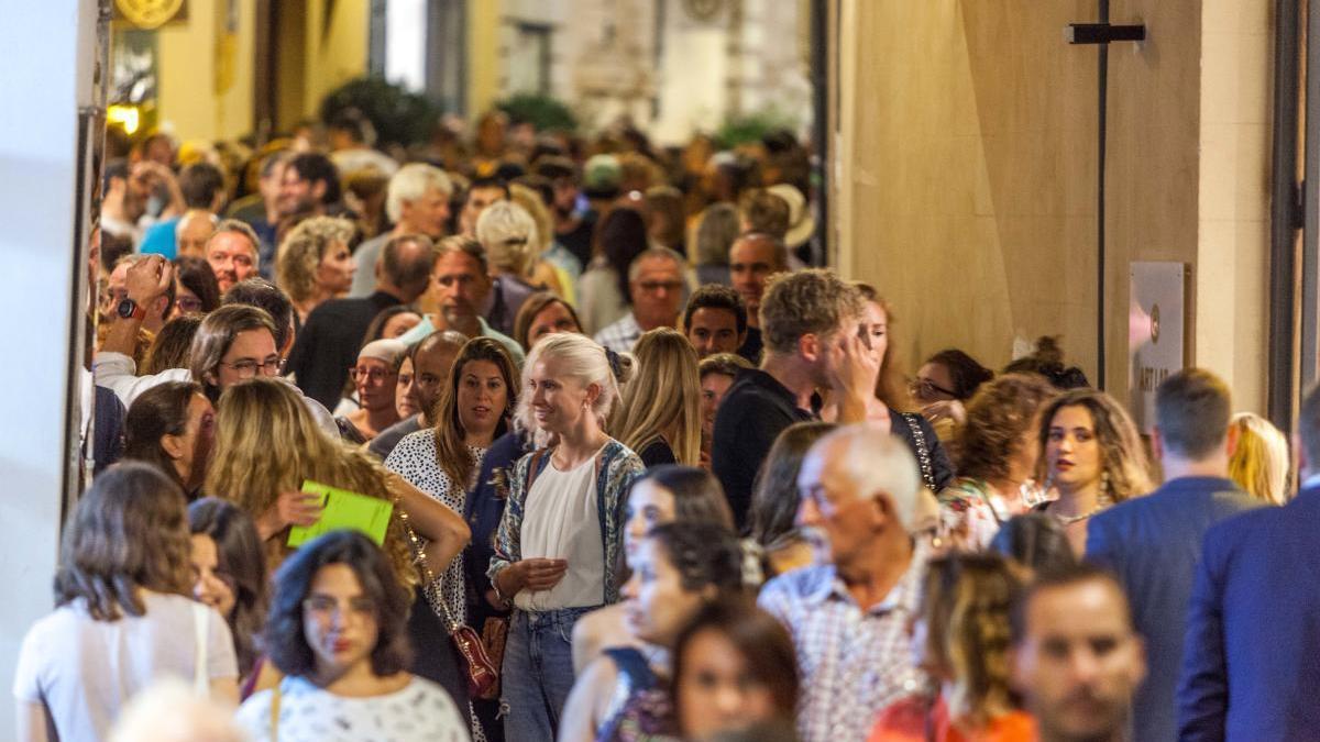 La Nit de l'Art se celebrará de día por el cierre del ocio nocturno