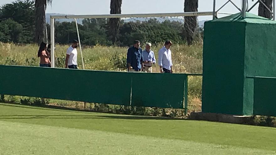 Miguel Valenzuela se despide de la plantilla del Córdoba CF