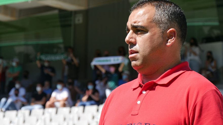 """Germán Crespo: """"Estos jugadores me han hecho disfrutar como un niño chico"""""""