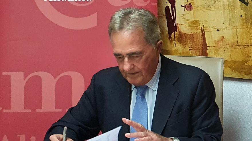 La Cámara de Alicante recupera los cursos presenciales de internacionalización