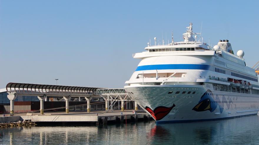 Aida Cruises hará escalas en el puerto de Málaga en verano y otoño