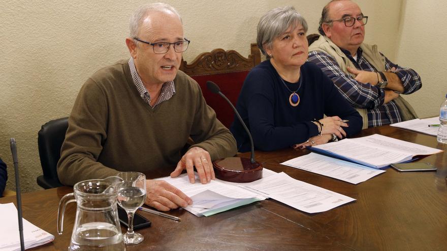 Compromís y el PSPV aceptan en  el último suspiro salvar el pacto              en Carcaixent