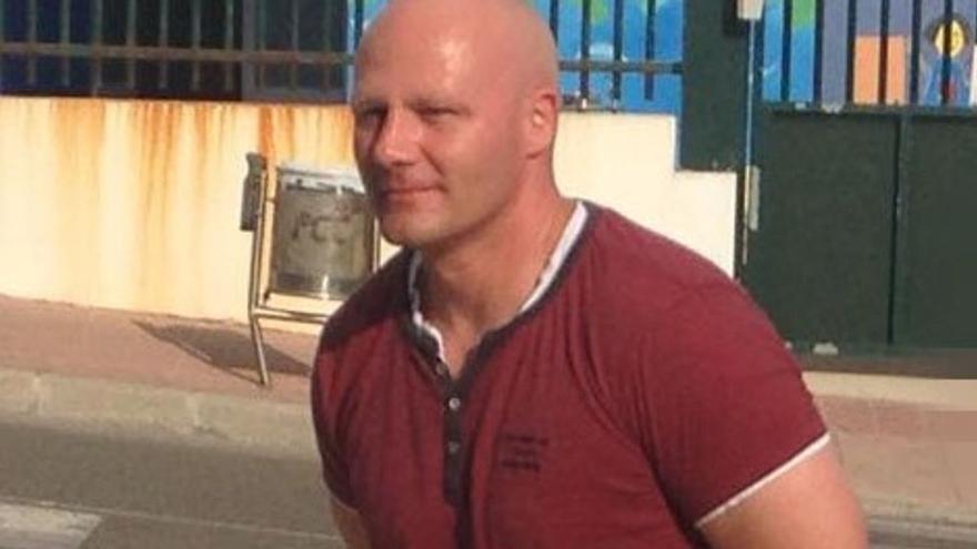 Stephane Schmidt, el ladrón francés que huyó de Baleares para robar en Asturias