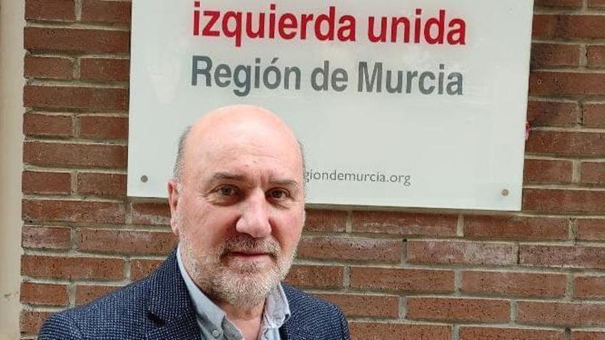 Álvarez-Castellanos, reelegido coordinador regional de IU con un renovado equipo