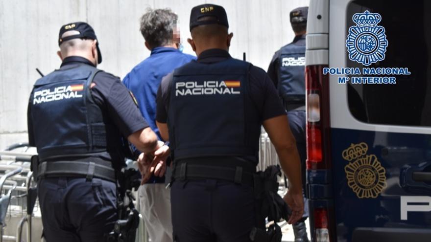Prisión para el padre que secuestró a sus hijos menores en Tenerife