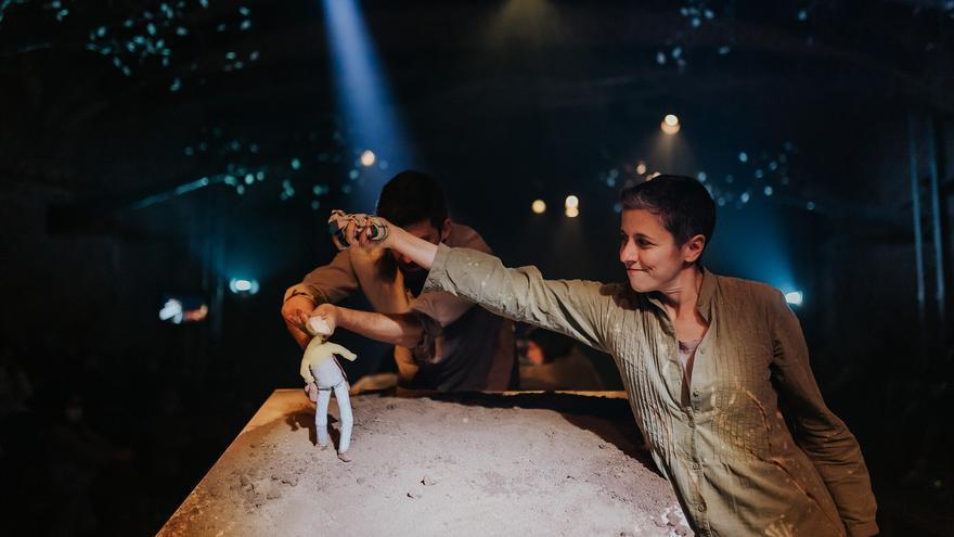 El Kursaal programa la versió teatral de la novel·la 'Canto jo i la muntanya balla'