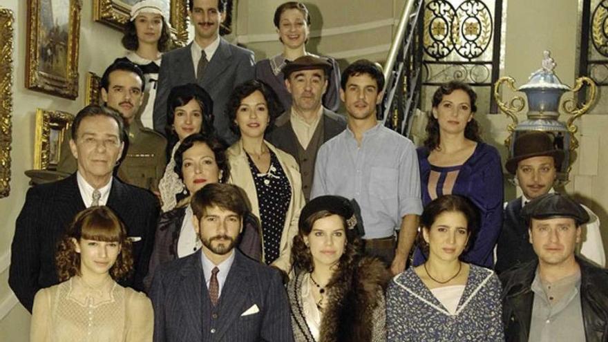 TVE emitirá la segunda temporada de la serie 'La República' siete años después