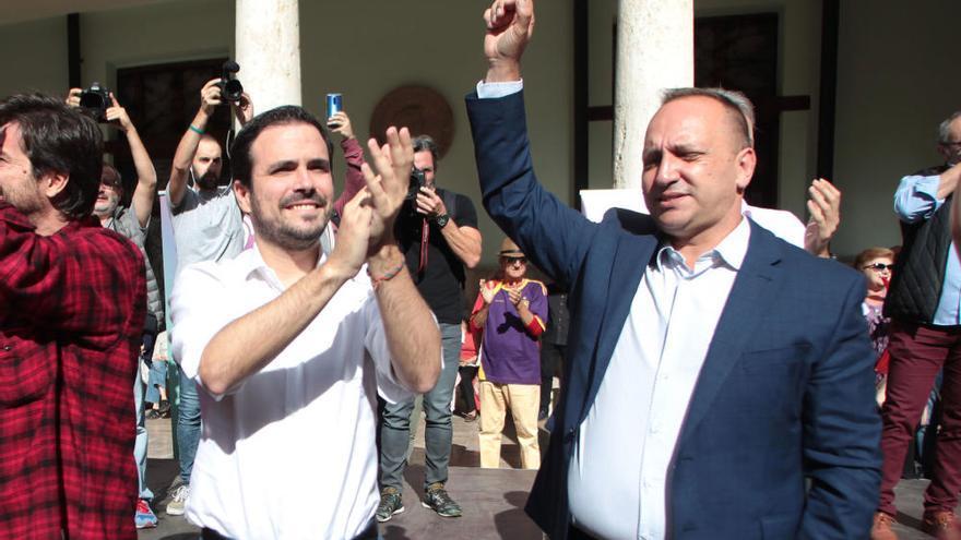 Mitin de Unides Podem en València