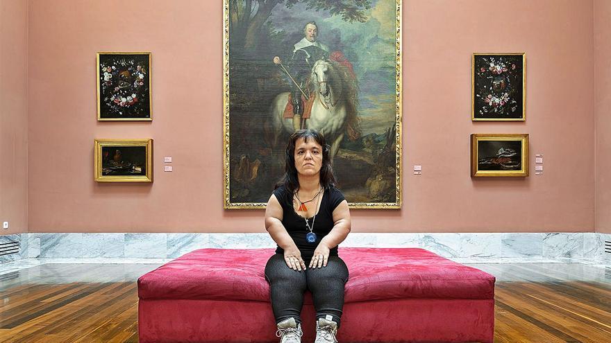"""Railowsky expone  la """"indiferencia de la mayoría"""" a los museos"""