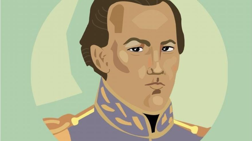 El canario que fue capitán general de Venezuela