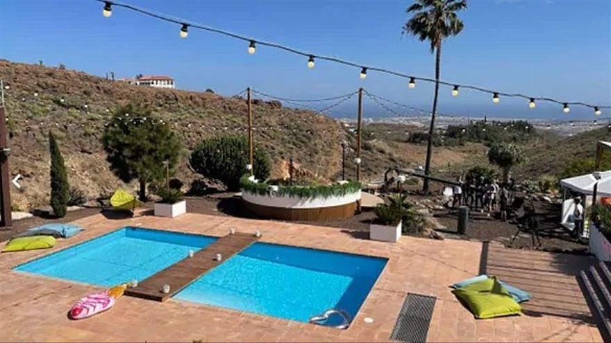 This is the luxurious villa in Gran Canaria where the contestants of & # 039; Love Island & # 039; are going to stay.