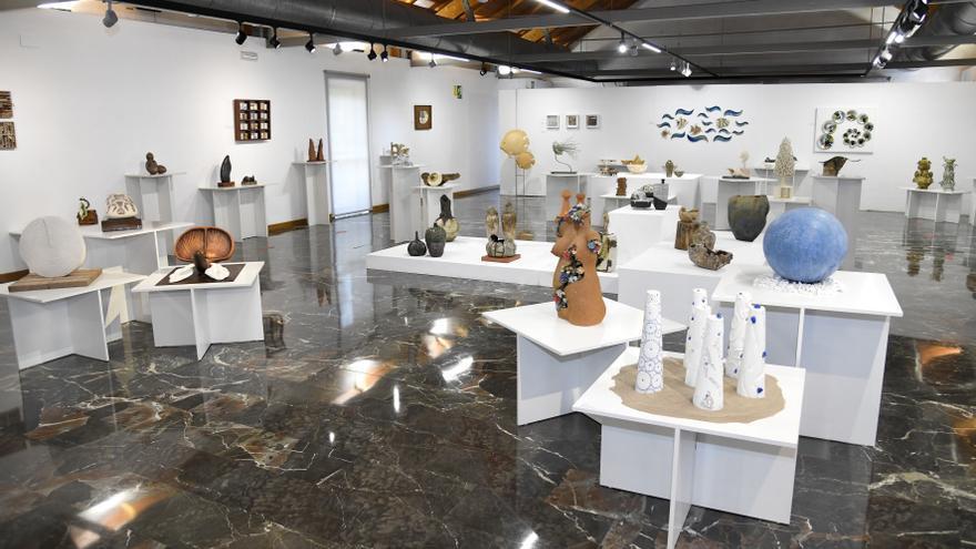 El Museu de la Rajoleria aposta per l'artesania tradicional amb la inauguració d'Orgànic