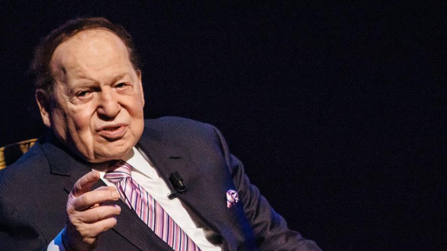 Muere Sheldon Adelson, magnate de los casinos y donante republicano