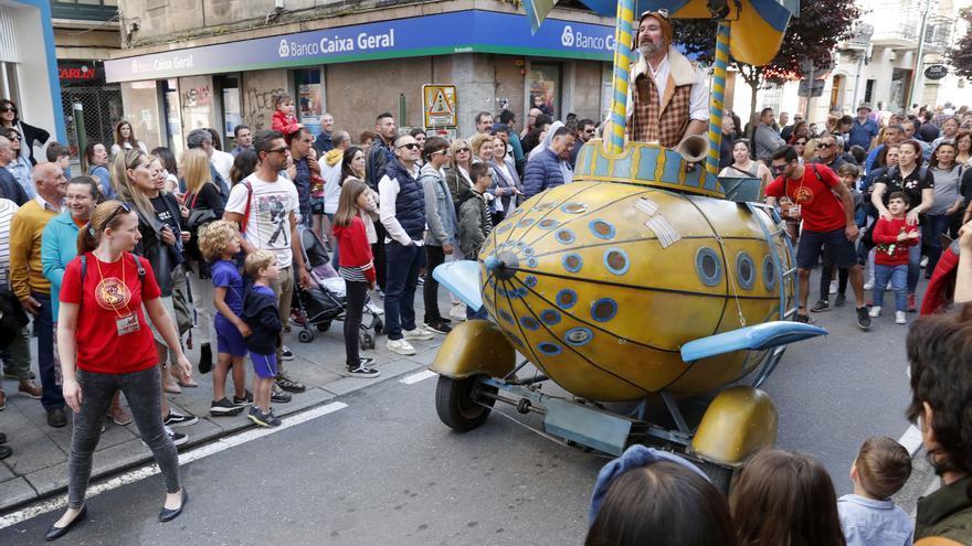 El Festival de Títeres de Redondela se traslada a principios de septiembre