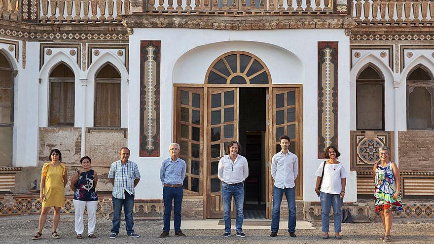 Meliana premiará en Fimel a los impulsores de la restauración de Nolla