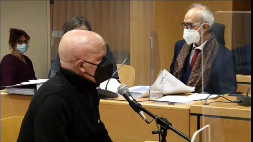 Paco Sanz, el hombre acusado de fingir 2.000 tumores, condenado a dos años de cárcel