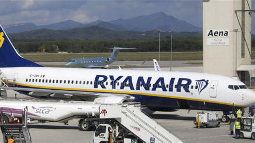 Ryanair llança un portadocuments Covid-19 a la seva aplicació mòbil