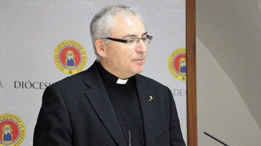 El Papa nombra a Sebastián Chico obispo auxiliar de la Diócesis de Cartagena