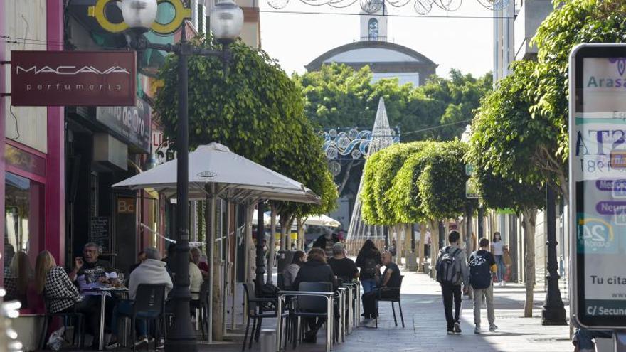 Telde mantiene un decreto para la instalación de nuevas terrazas