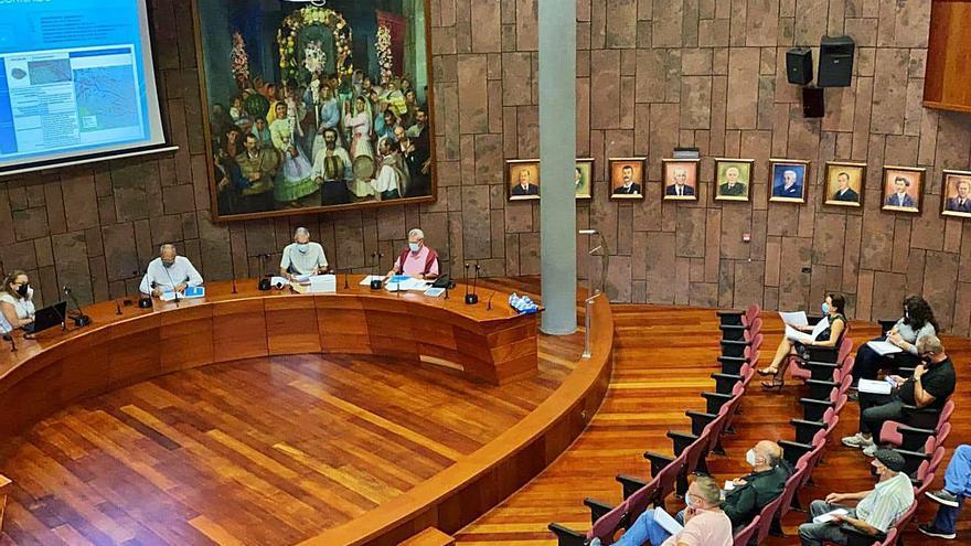 El Consejo Insular de Aguas aprueba su presupuesto para 2022 con 2,2 millones