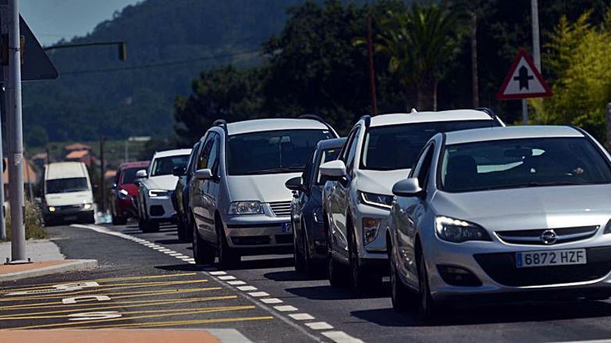 Durán recupera el plan de tráfico para evitar los atascos de las playas