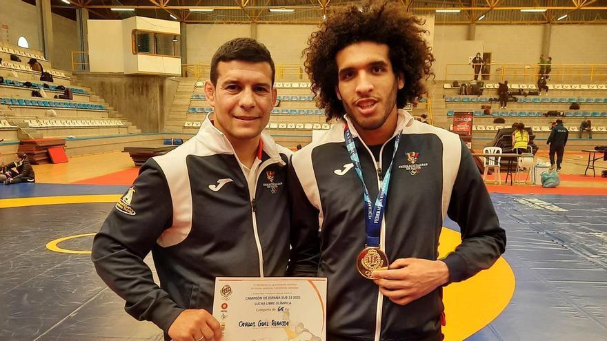 Balears suma 18 medallas en los Nacionales de lucha olímpica