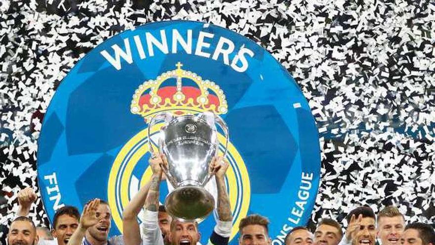 Una Champions renovada