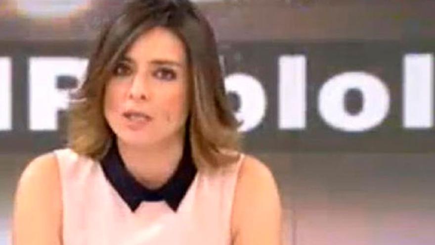 """Sandra Barneda saca a la luz la amenaza que recibió de José Luis Moreno: """"Me repitió que me iba a cortar el cuello"""""""