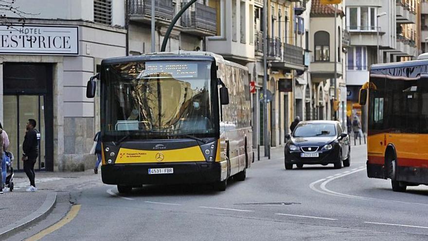 Girona injectarà 1 milió d'euros més a TMG per salvar el transport públic