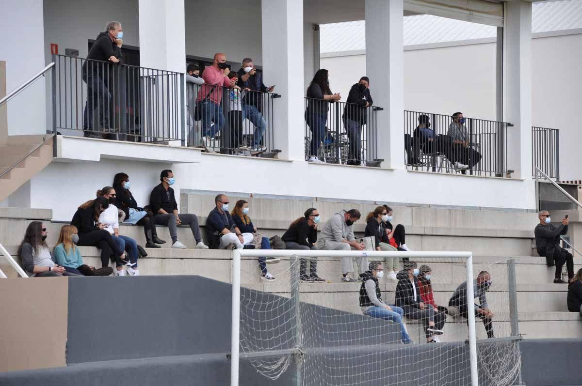 Todas las imágenes de las últimas jornadas de fútbol base (10 y 11 abril)