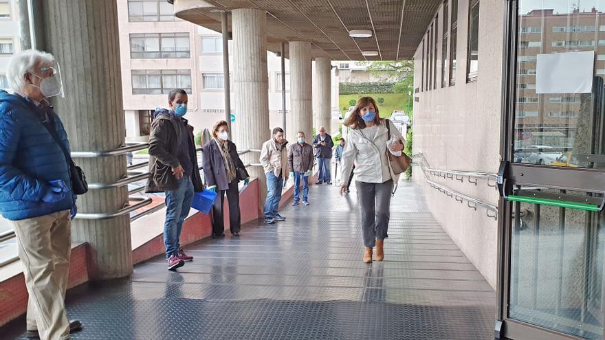 La Xunta flexibiliza el acceso a las bolsas de interinos en Xustiza al precisar personal