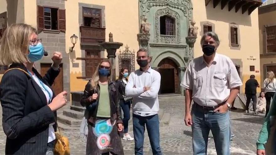 Guías turísticos en Las Palmas de Gran Canaria