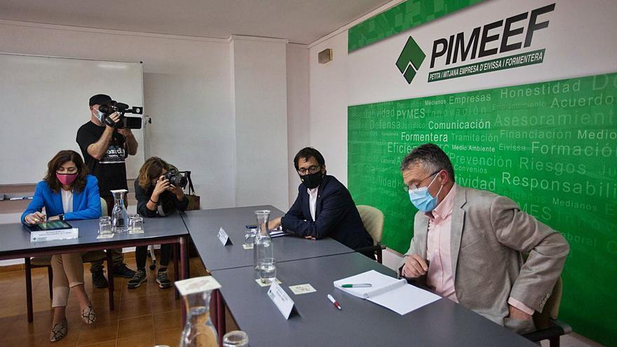 La patronal de Ibiza y Formentera critica los requisitos para acceder a las ayudas covid del Gobierno