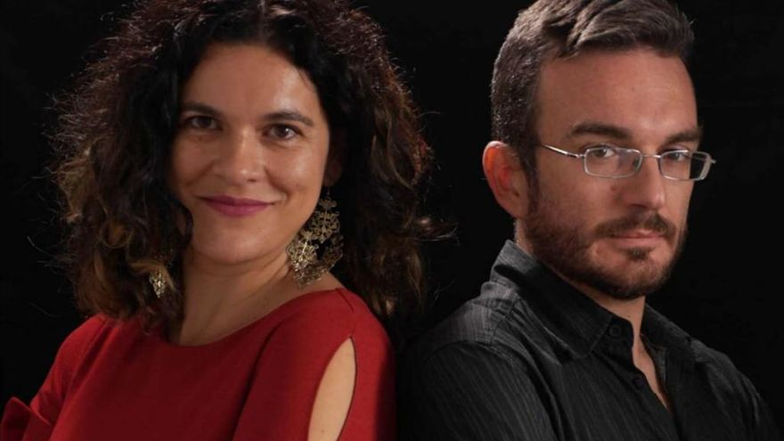 Ana Ballabriga y David Zaplana ganan el certamen de novela negra de Distrito 93