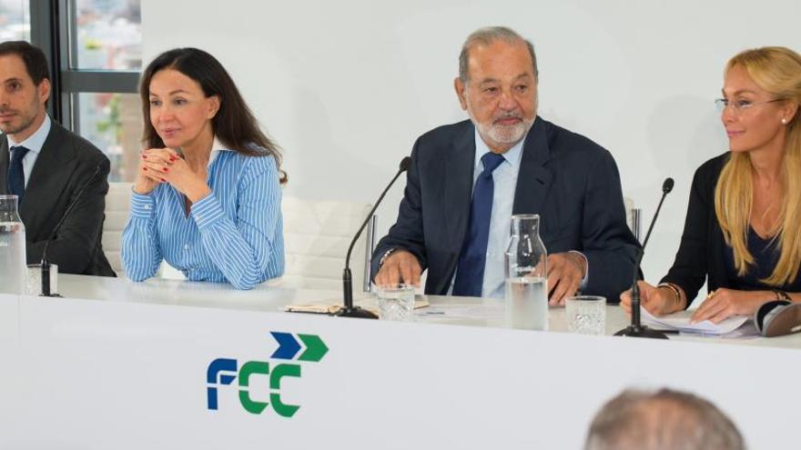 FCC celebra su Investor Day 2018 en compañía de Carlos Slim y del equipo directivo del Grupo