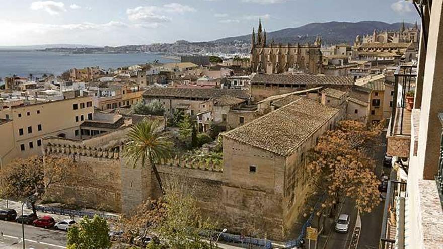 Las Jerónimas se niegan a entregar al Obispado las llaves del convento de Sant Jeroni