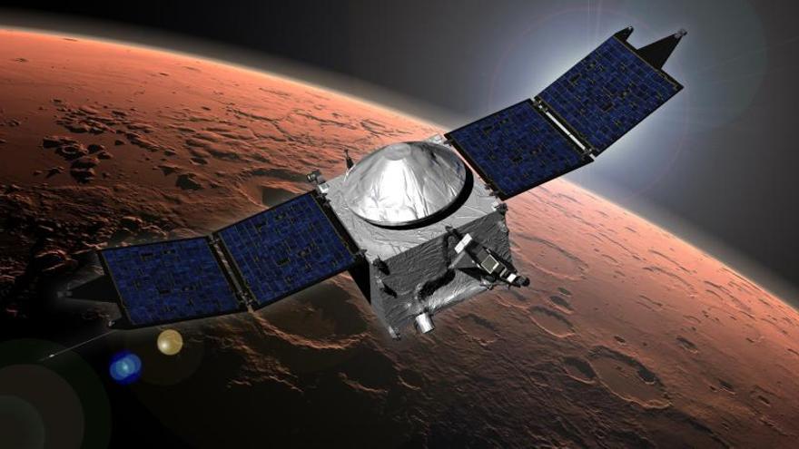 ¿En qué año podrán viajar los humanos a Marte?
