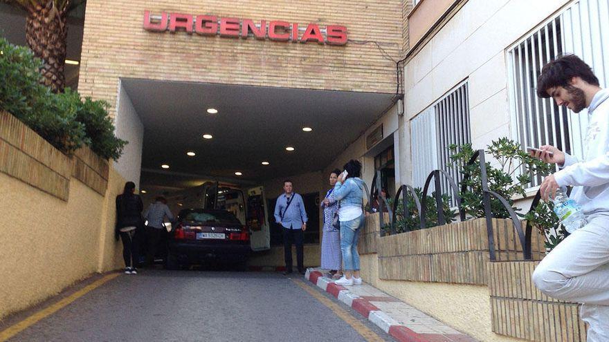 Condenan a 8 meses de prisión a la mujer que agredió a un médico de urgencias del Hospital Regional de Málaga