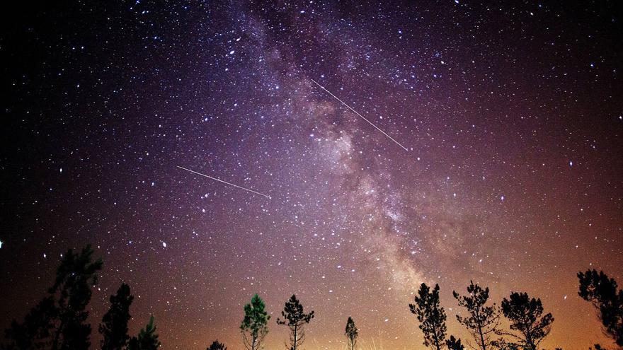 Una noche para mirar al cielo