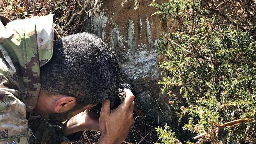 Nuevo hallazgo prehistórico en el alto Nalón: petroglifos en el entorno de Tanes