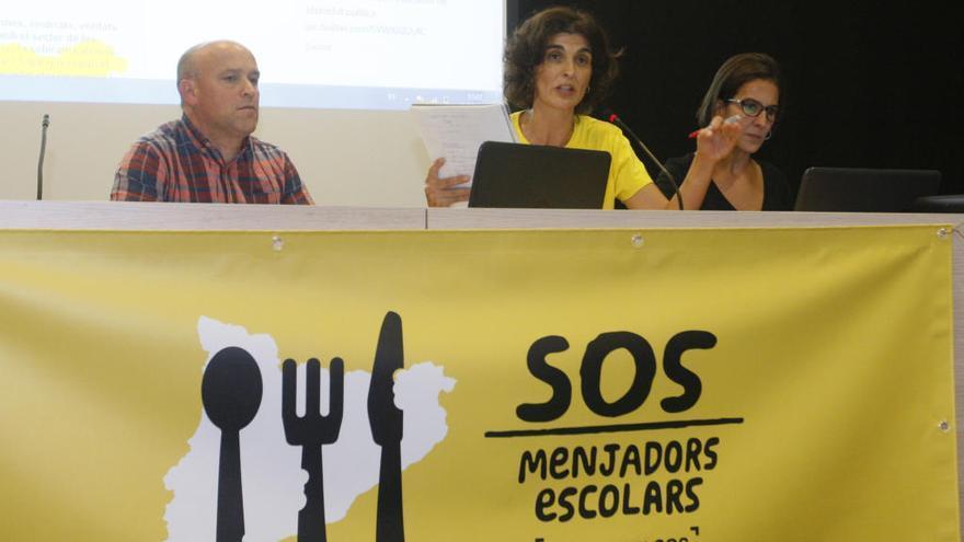 Educació garanteix a les famílies que podran gestionar els menjadors escolars
