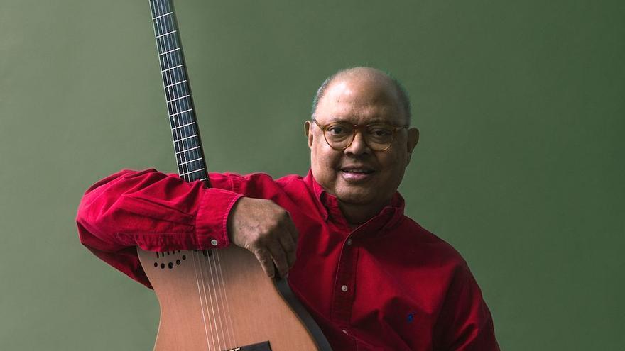 El cantautor cubano Pablo Milanés llega este sábado el Auditorio de Torrevieja con sus canciones más emblemáticas
